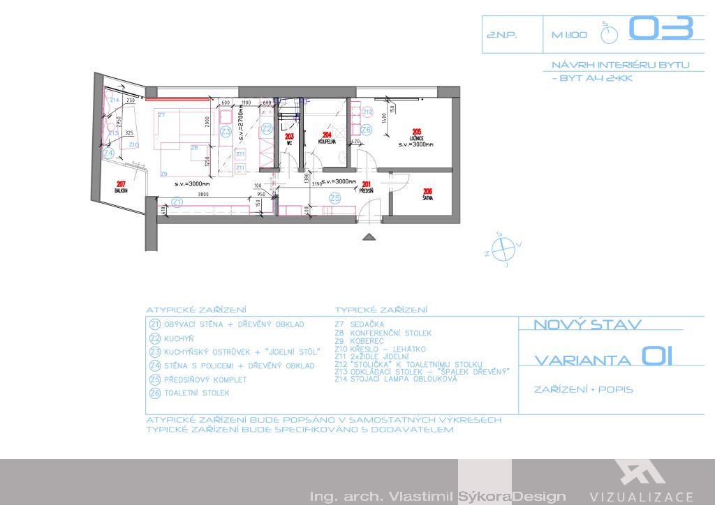 Navrh Interieru Od Architekta S Kvalitni Vizualizaci 4f Studio