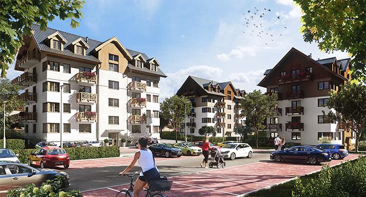 Bytový dům Sonáta Liberec