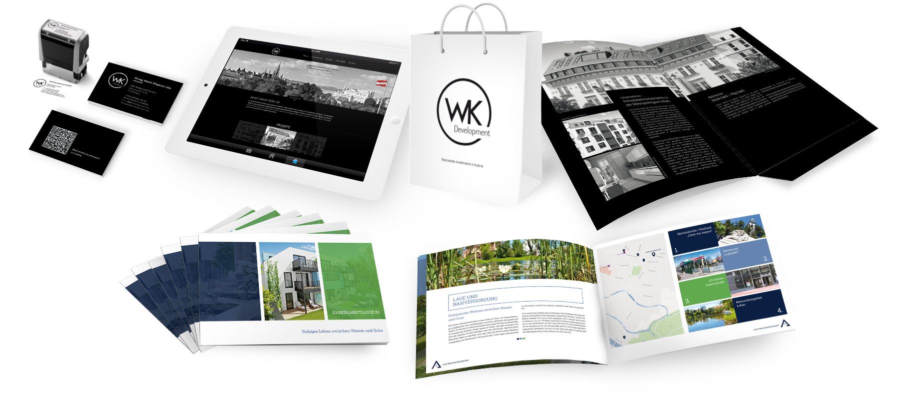 Grafické návrhy - katalogy, tašky, vizitky, web
