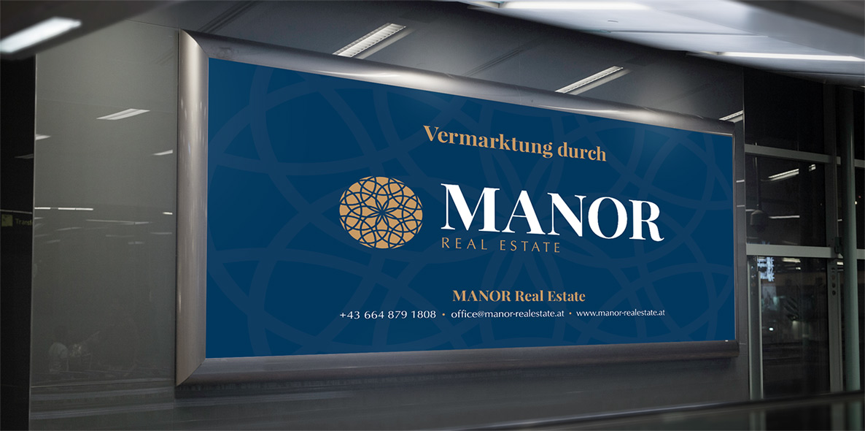 Manor - billboard