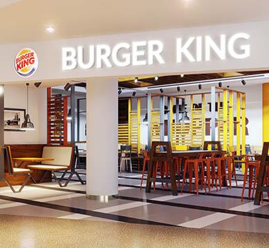 BURGER KING LETIŠTĚ 2019